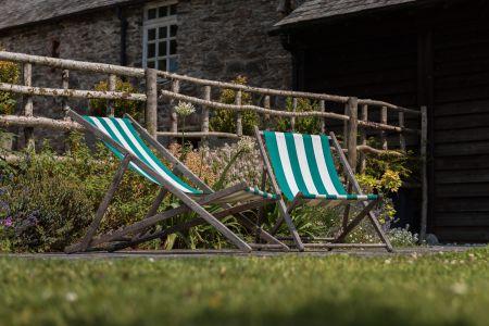 Relax in your garden