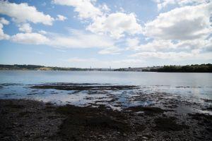 River frontage walks