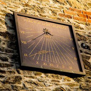 Sundial on Kingfisher Barn
