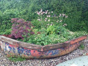Kingfisher Barn Boat